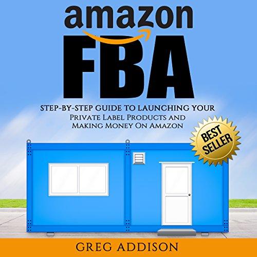 Amazon FBA cover art