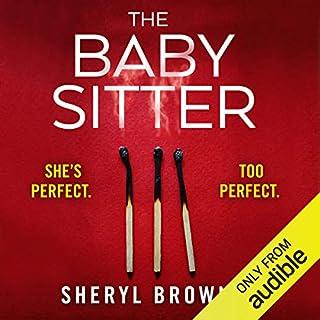 The Babysitter cover art