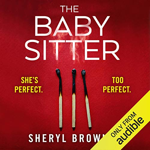 The Babysitter  By  cover art