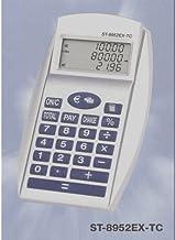 Calculadora Conversor Euros Sobremesa 3 Pantallas