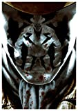 Instabuy Poster Watchmen (B) Rorschach - A3 (42x30 cm)