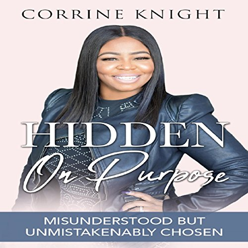 Hidden on Purpose audiobook cover art
