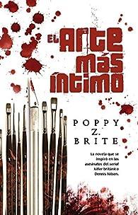 El arte más íntimo par Poppy Z. Brite