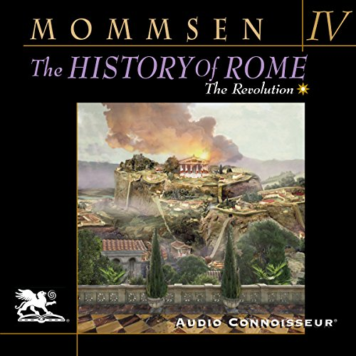 The History of Rome, Book 4 cover art