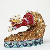 Disneyland Paris Treasure Dive Scrooge McDuck - Figura decorativa