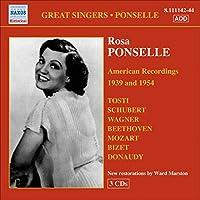 American Recordings 1939/1954