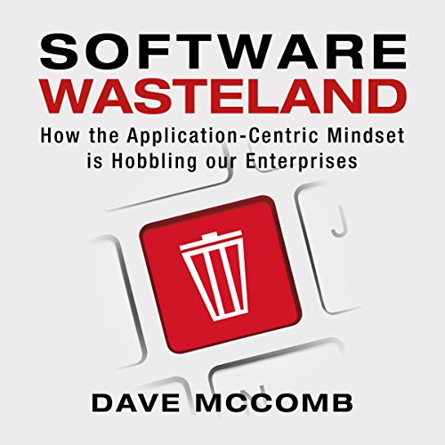 Software Wasteland: How the Application-Centric Mindset Is Hobbling Our Enterprises audiobook cover art