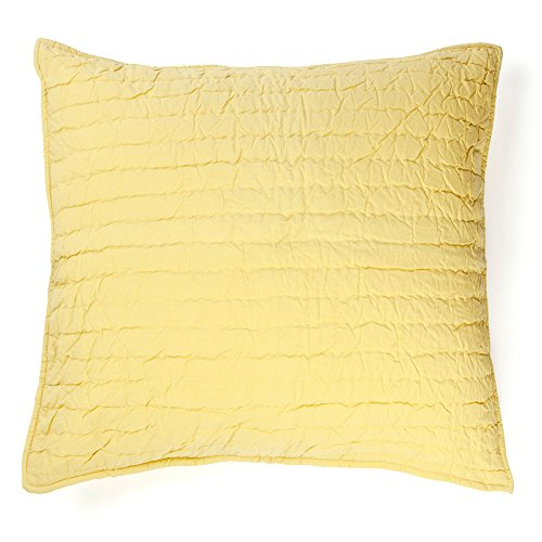 Why Choose Be-You-tiful Home Camp Yellow Billy Golden Standard Sham