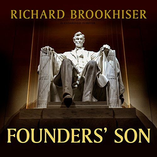 Founders' Son audiobook cover art