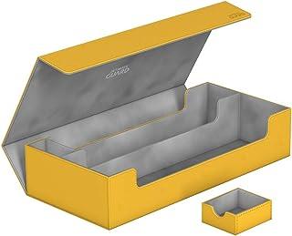 Ultimate Guard Deck Box Superhive 550+ Standard Size XenoSkin Amber Accessories