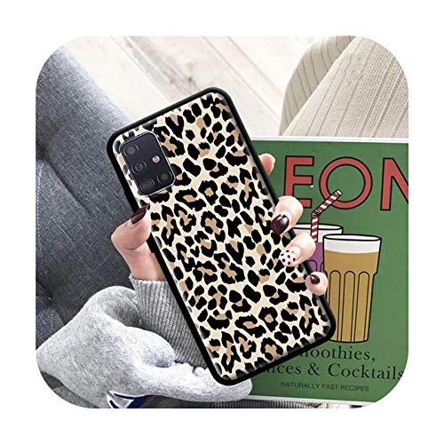 Phone cover Funda para Samsung Galaxy A51 A71 M51 M40 A31 A41 A91 A21S M30S M31 Soft Bolso Coque Capa-B10-For Galaxy A9 2018