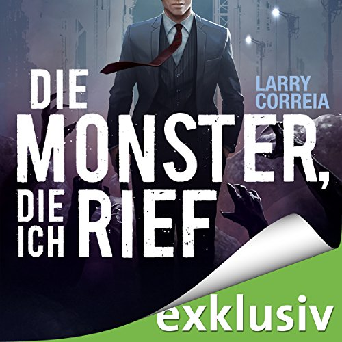Die Monster, die ich rief audiobook cover art