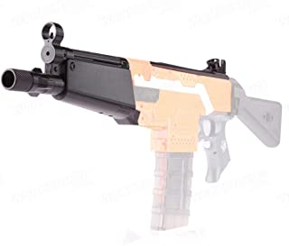 WORKER No.114 MP5-A Front Tube Kit(Front Tube Adaptor not Included) for Nerf Stryfe