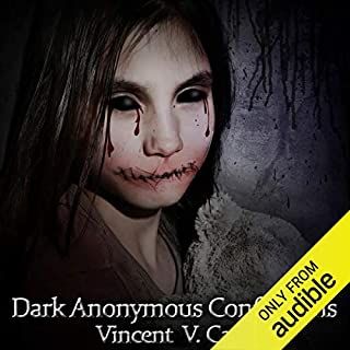 Page de couverture de Dark Anonymous Confessions