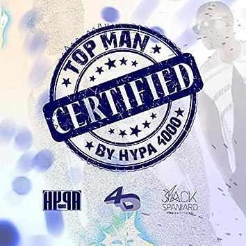 Top Man Certified