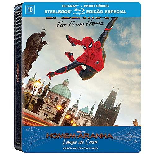 Homem Aranha Longe de Casa - Steelbook [Blu-Ray]