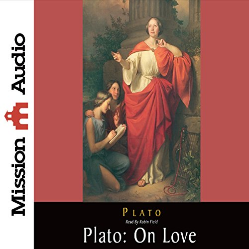 Plato: On Love cover art