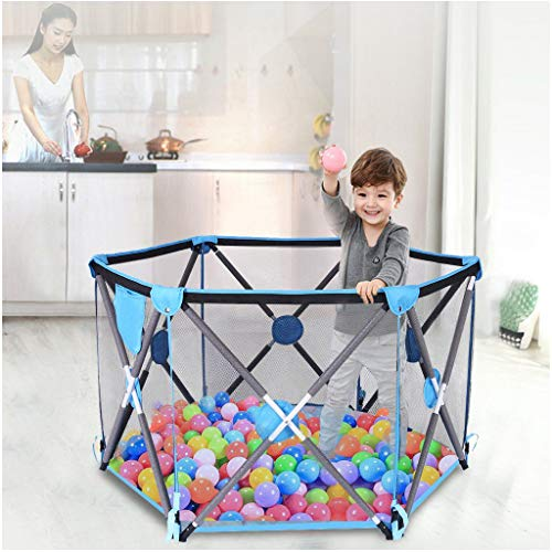 Affordable Baby Playard Ball Pit Tent | CSSD Portable Folding Playpen Fence Travel Crib Tent Ball Po...
