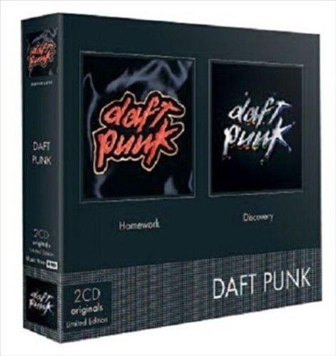 DAFT PUNK - HOMEWORK/DISCOVERY