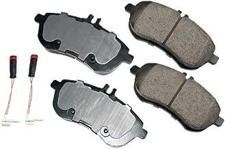 Akebono EUR1340 Brake Pad Set