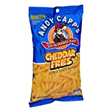 Andy Capp's Cheddar Fries Big Pack, patatine al cheddar nel...