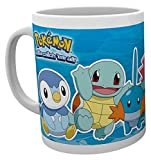 GB Eye Pokemon, Wasser Partner Becher, Mehrfarbig