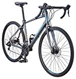 Schwinn Vantage Rx 2 700C Gravel Adventure Bike with Disc Brakes, 45cm/Small Frame, Charcoal,...