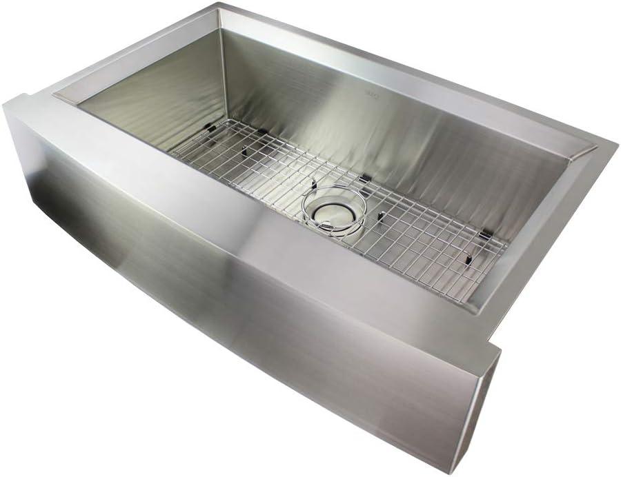 Transolid PUSSF362211 Studio Apron Front 開催中 L Kitchen 35.5-in 休日 Sink