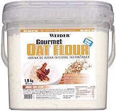 Weider Gourmet Oat Flour sabor Arroz con Leche - 1,9 Kg