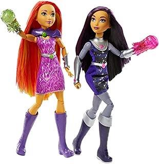 DC Super Hero Girls Intergalactic Sisters Blackfire & Starfire