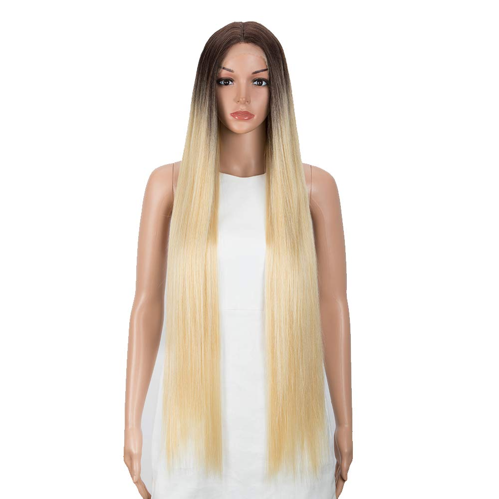 Detroit Mall NOBLE Honey Blonde Wigs HD Lace for W Front Scalp Max 44% OFF Simulated
