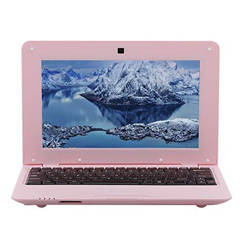 Docooler 10,1 Zoll Netbook Lightweight Portable Laptop AKTIONEN S500 1,5 GHz ARM Cortex-A9 / Android 5,1 / 1G + 8G / 1024 * 600 Pink EU-Stecker
