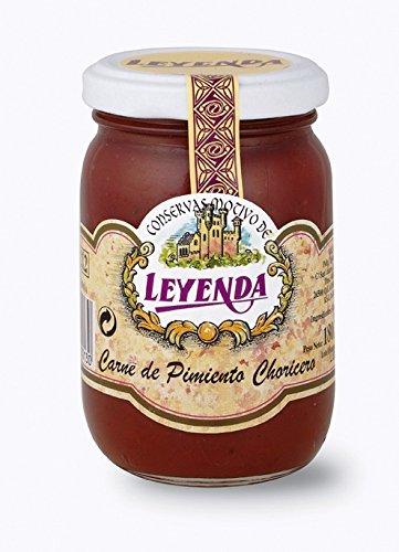 Leyenda - Salsa de carne de pimiento choricero