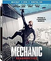 Mechanic Resurrection/ [Blu-ray] [Import]