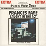 "album cover: ""Caught In The Act"" (2 Albums on 1 CD) by Frances Faye"
