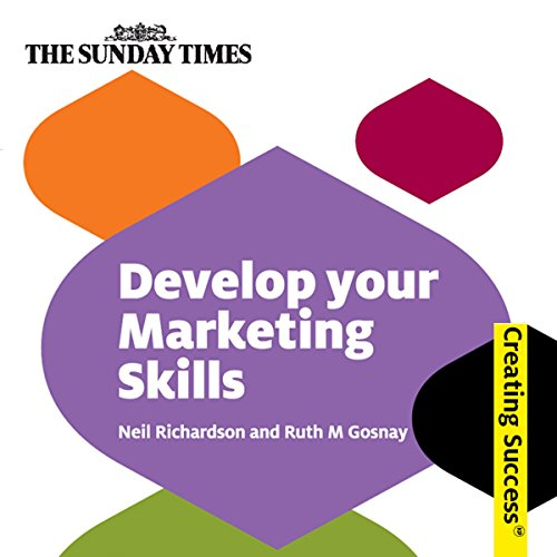 Develop Your Marketing Skill audiobook cover art