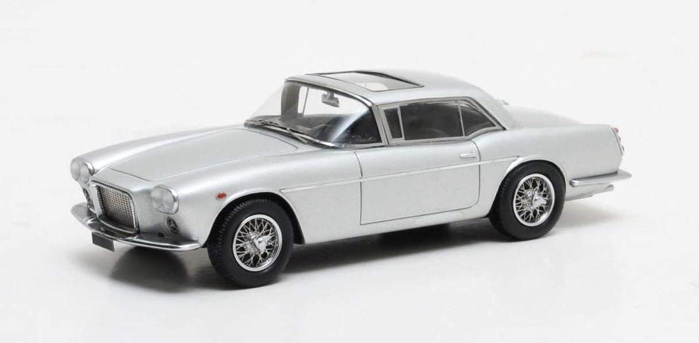 cómodamente Maserati 5000 GT, plata, 1962, Coche De Modelo, Modelo, Modelo, Preparado, Matriz 1 43  costo real