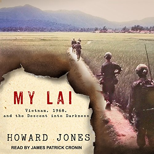 My Lai audiobook cover art