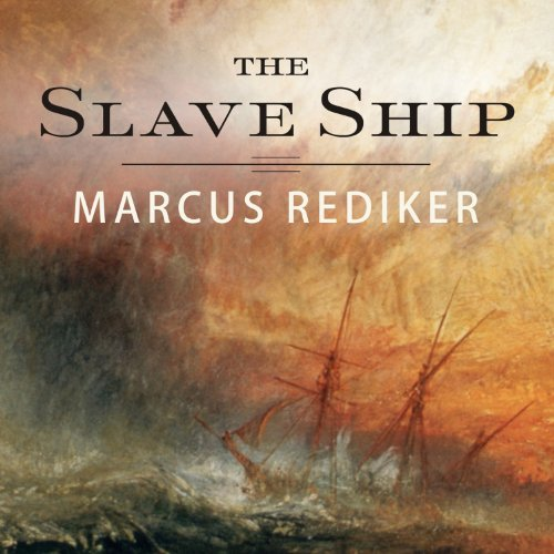 The Slave Ship audiobook cover art