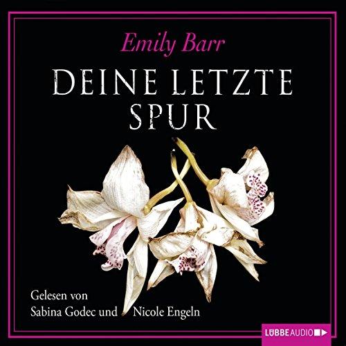 Deine letzte Spur audiobook cover art