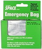 Grabber - The Original Space Brand Emergency Survival Bag - Silver