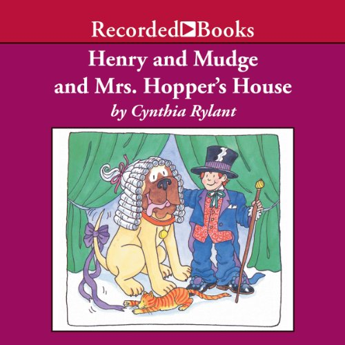Henry and Mudge and Mrs. Hopper's House cover art