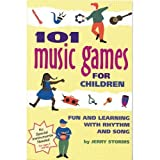 S&S 101 Music Games for Children Book