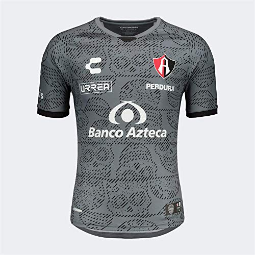 Charly Official Club Atlas Home Jersey 2019/2020 Season (Large)