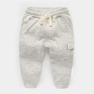 HOSD Ropa Nueva para niños bebé para niños de 1 año 3 niños Pantalones Deportivos para niños