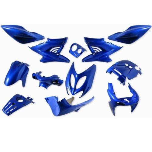 Verkleidung 12 TLG, StylePro, Nitro,Aerox, Königsblau met.