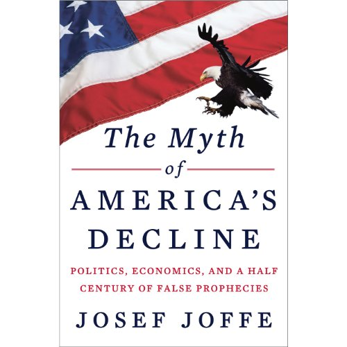 The Myth of America's Decline audiobook cover art