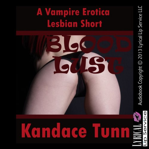 Blood Lust  By  cover art