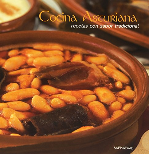 Cocina asturiana : recetas con sabor tradicional