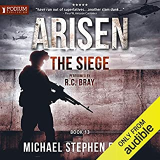 Page de couverture de The Siege
